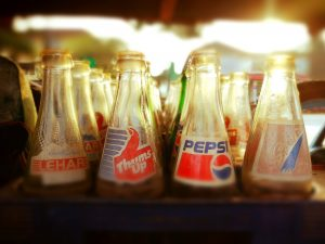 compare your website to your competitor like the pepsi challenge