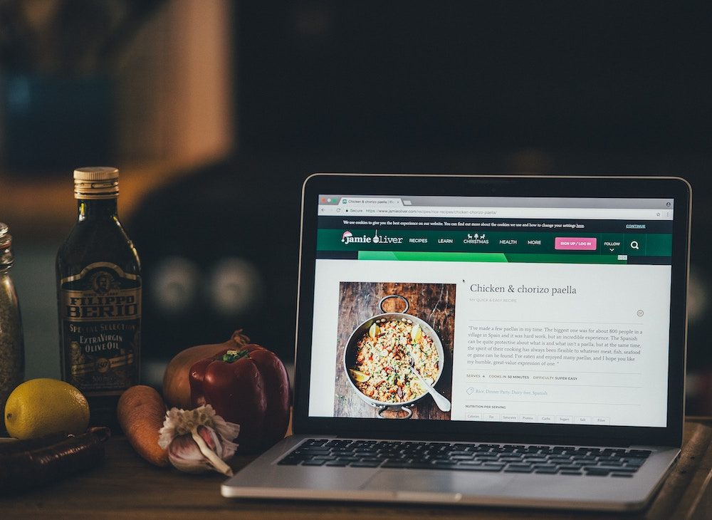 Marketing Recipe